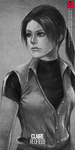 Resident Evil : Claire Redfield by yachter