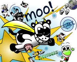 Cow Invaders is back in developement, baby! by MarkProductions