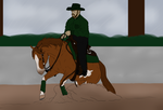 Lucy FEC Western Championships D3 Reining by FallbrookeEC