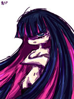 Sexy stocking by N647