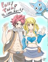 Fairy tail by gabitigress18
