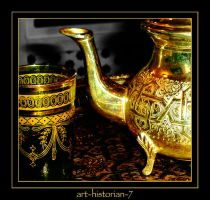 Andalusian Tea by art-historian-7