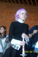Crona cosplay by Halowing
