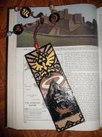 .: Epic Zelda Bookmark :. by PepperMoonFlakes