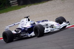 Test F. 1 2007 Heidfeld by luis75