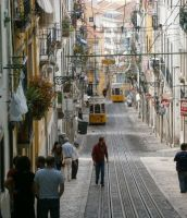 Old Lisbon by Boias