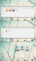 Day Happy Theme Iconpackager by tutorialslucy
