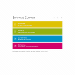 Software Company Template by apokalypseAT