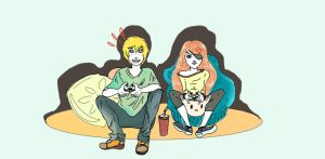Gamers RTD by Gloriecilla
