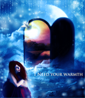 I Need Your Warmth by Beauty-of-Rose