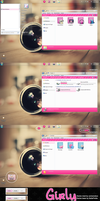 Girly win7 by xxmsrockxx