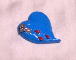 My tattoo heart magnet by tobilou