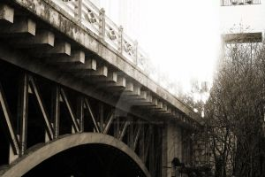 The Bridge by KCPhotography12