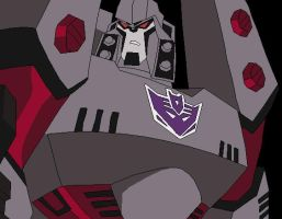 Megatron by Silence-Is-Loud