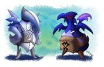 Heartless Comm 4 - Prinny by LynxGriffin