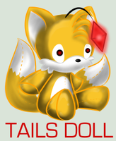Plushie Collection: Tails Doll by WingedHippocampus