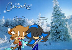 CE .:SPUNKEH ISH IN CANADERP:. by SnowyAquarius
