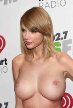 Taylor Swift Boobs by MTmoonblade