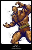 Zangief by FADCtoULTRA