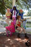 MLP - The Syrins by KayLynn-Syrin
