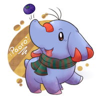 Paoro the Phanpy