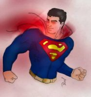 superman by rodcrison