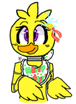 Christmas Chica by JordanoXx
