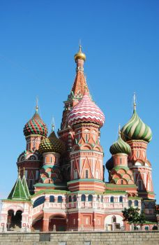 Saint Basil's Cathedral by SaraDarkLight