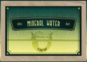 Mineral Water by crilleb50