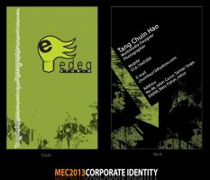 Edea Studio Business Card by chuinhao10