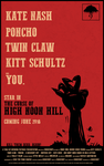 High Noon Hill Teaser Poster by SabreShot