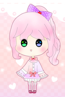 Pink Pomme {Outfit 2} by Bunri