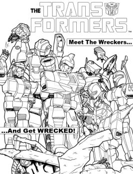 TF-Marvel UK 82 Cover by ajremix