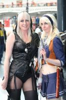 LFCC 2012 Babydoll and Sweetpea Suckerpunch by lousciousfoxx