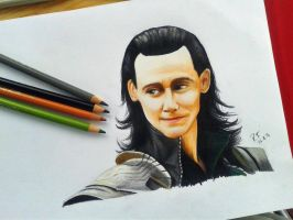 Loki by BellaLubaja