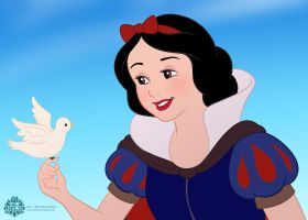 Snow White by Miss-Melis