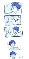 Free! - RinRei [Morning] by GothicShoujo