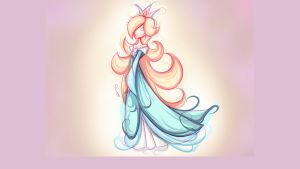 Rosalina by XxSUPERJAZZxX Wallpaper 16x9 by Ultraviolet-Oasis