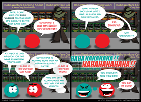 SC253 - New Game by simpleCOMICS
