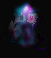 Afraid of the dark? by kim-306