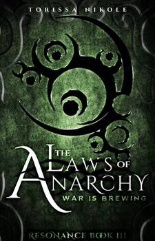 The Laws of Anarchy 4.0 -- Wattpad Cover Art by TorissaNikole