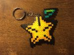 Paopu Fruit Keychain by cursedcrown96