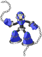 Chain Man by JusteDesserts