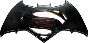 Batman v Superman: Dawn of Justice Logo by sachso74