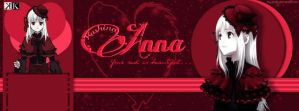 Anna Kushina Timeline Cover by kyupods