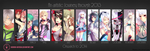 Artistic Journey through 2013! by Noririn-Hayashi