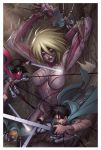 Attack On Titan - Female Titan Color by Sandoval-Art
