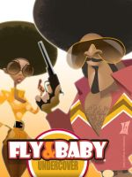 Fly and Baby Poster B by braeonArt