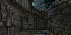 Back Alley by Rusty001