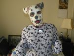 My new Dalmatian Hood by JohnnyPuppy